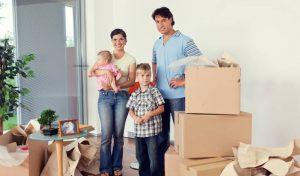 Преместване на багаж и мебели