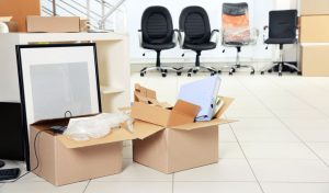 Преместване на офиси