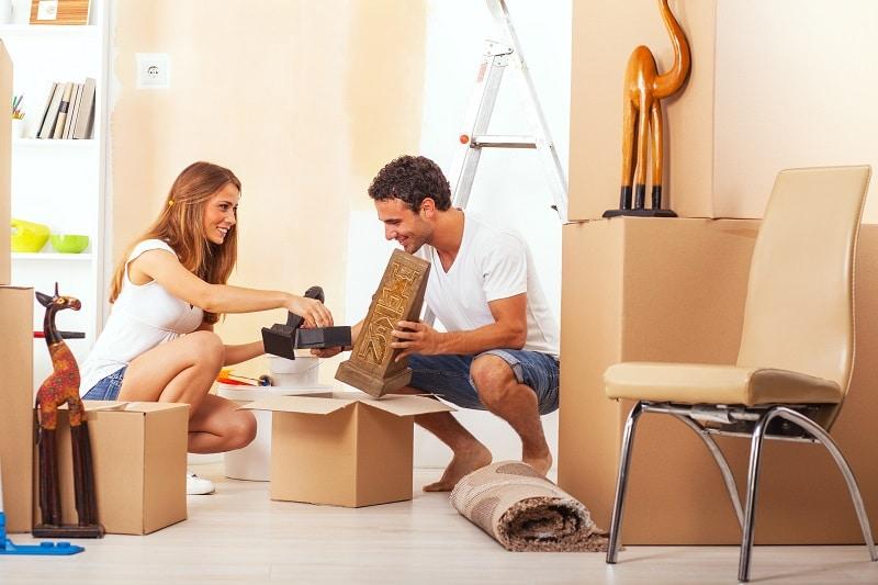 Първи стъпки след преместване в ново жилище или офис
